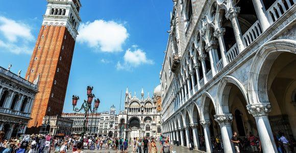Venice, Murano, and Burano Excursion from Jesolo