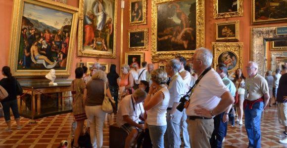 Florenz: Palatina Galerie und Pitti Tour
