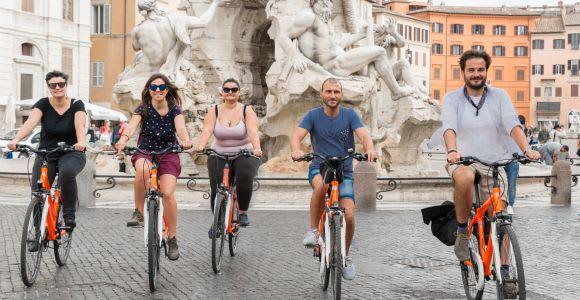 Discover Rome: 3-Hour Bike Tour
