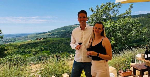 Verona: Vineyard and Winery Tour with Wine Tasting