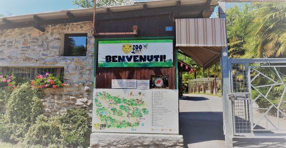 Zoo al Maglio: 1-Day Ticket for the Jungle of Ticino