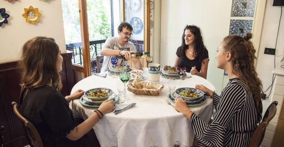 Lucca: Dining Experience at a Local's Home