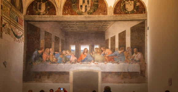 Milan: Half-Day History Tour & The Last Supper Ticket