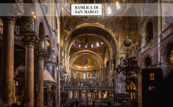 Venice: Skip-the-Line Golden Basilica Tour