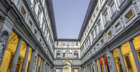 Uffizi Gallery: Small Group Tour