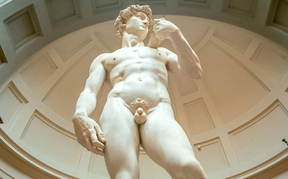 Florence: Accademia Gallery & David Statue Small Group Tour