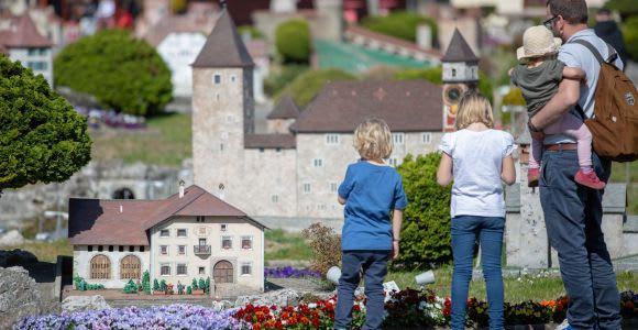 Swissminiatur: Open-Air Miniature Park Entrance Ticket