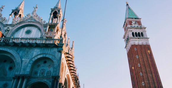 Venice: Skip-the-Line Doge's Palace and Basilica Tour