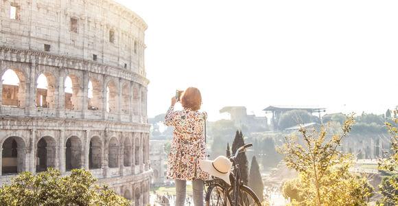 Roma: sotterranei e arena del Colosseo e Foro Romano