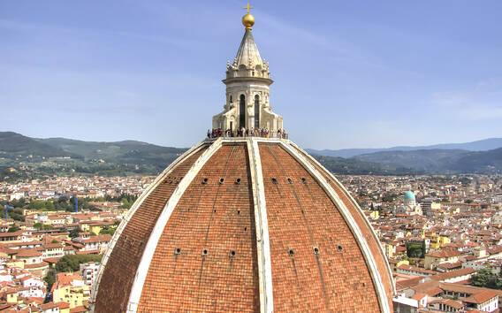 Firenze: accesso alla Cupola del Duomo con visita guidata