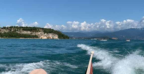 Sirmione: Peninsular and Lake Garda Boat Tour