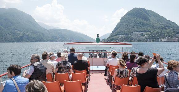 Lugano: 4.5-Hour Monte Bré Visit w/ Funicular Ride