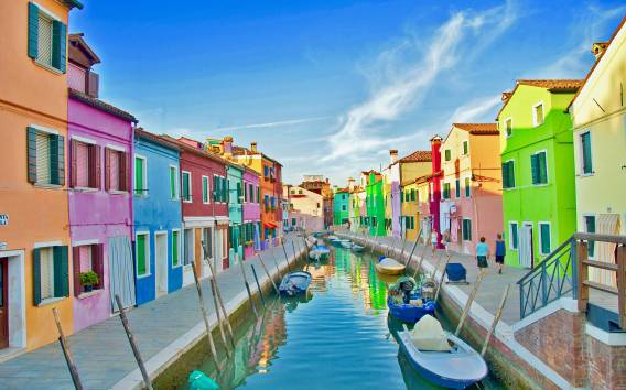 Venice: Murano, Burano and Torcello Boat Tour