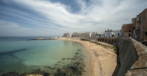 Gallipoli: Historic Guided Walking Tour