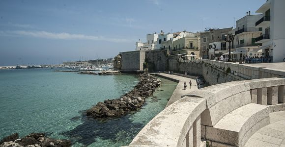 Otranto: 1.5-Hour Guided Walking Tour