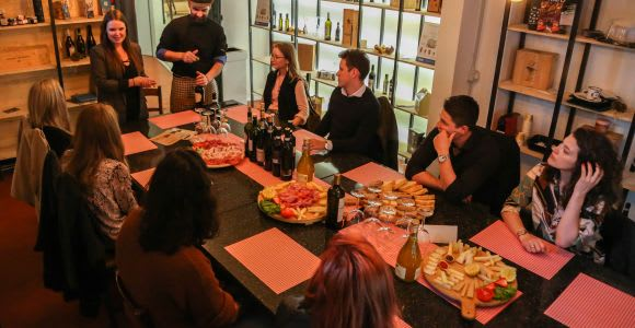 Verona: White Wine Tasting