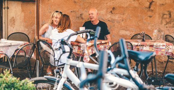 Verona: Food and Wine Tour by Bike