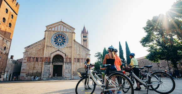 The Classic and the Unknown: Original Verona Bike Tour
