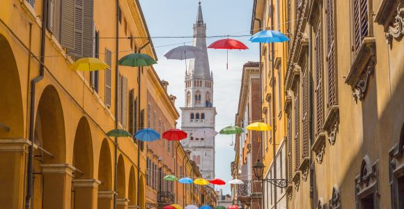 Modena: 2-Hour Private Walking Tour