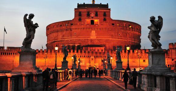 Roma e Vaticano: gioco tra i misteri di Angeli e Demoni