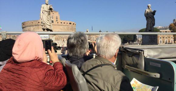 Roma: boleto diario para subir y bajar