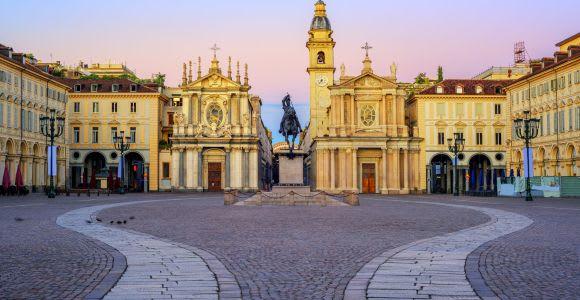 Torino: tour a piedi panoramico guidato