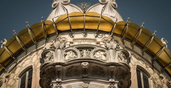 Torino: tour a piedi nell'Art Nouveau con caffè
