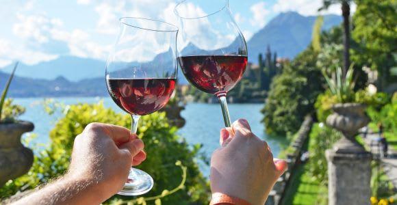 Lake Como: Winery Tour with Wine Tasting