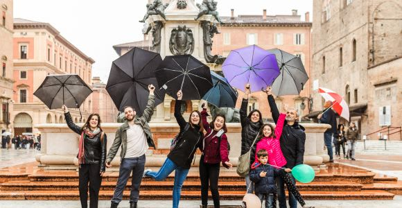 Best of Bologna: Private & Personalised Walking Experience