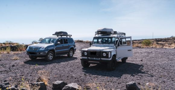 Mount Etna: Half-day Morning Jeep Tour