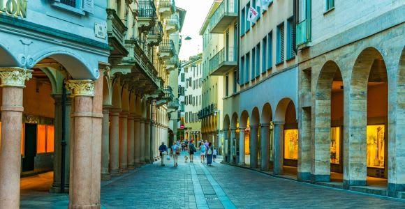From Como: Lugano, Bellagio and Cruise Experience