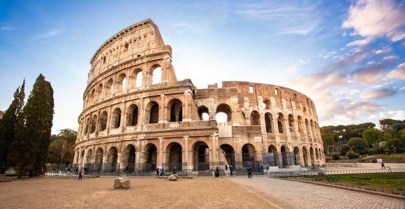 Coliseo, Foro Romano y monte Palatino: tour sin colas