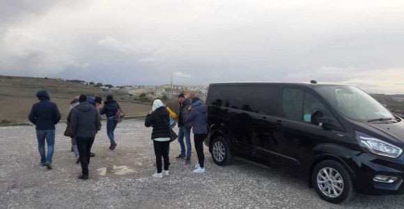 Bari: Private Transfer from Airport to Matera