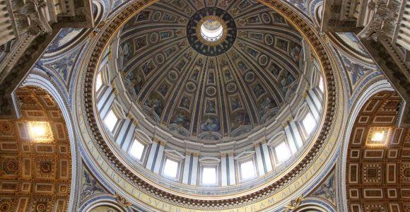 Sin cola de tickets: tour de 3,5h de los Museos Vaticanos