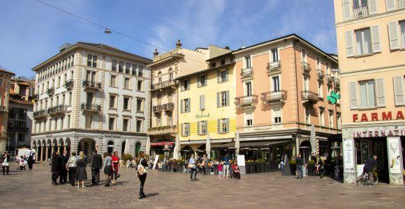Lugano: 1-Hour Express Discovery Tour