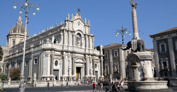 Catania Walking Tour