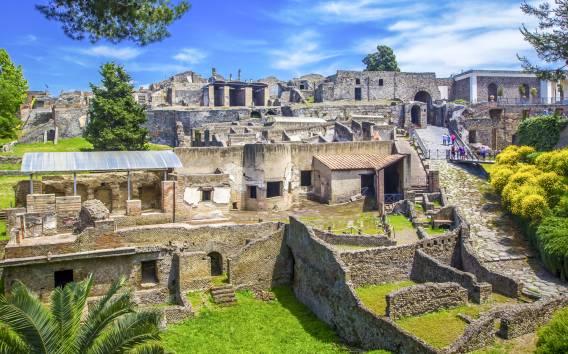 Pompeji: Private Ruinentour mit Einlass ohne Anstehen