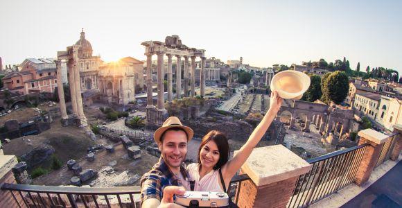 Palatino e Foro Romano: tour prioritario