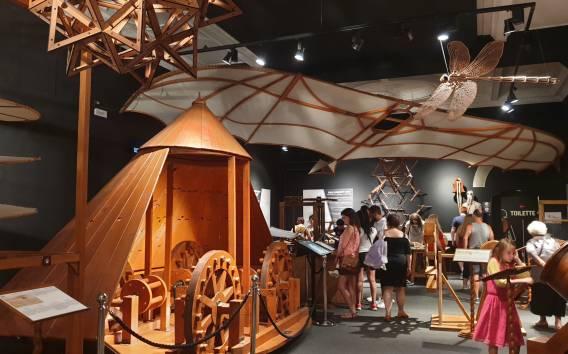 Florence: Leonardo Interactive Museum Skip-the-Line Ticket