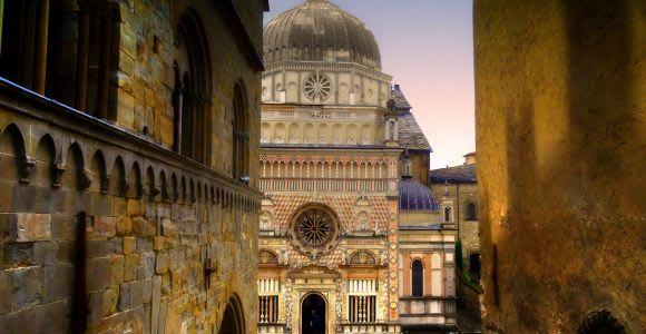 Bergame: visite privée de 2,5 heures dans la haute ville