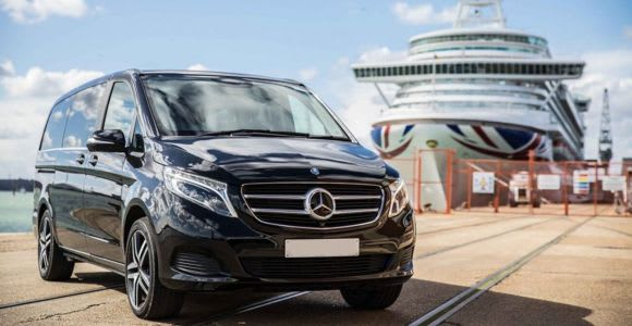 Civitavecchia Port to Rome Fiumicino Airport Transfer
