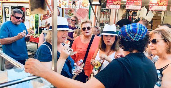 Palermo: tour gastronomico a piedi