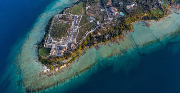 Sirmione: 25 Minute Boat Cruise around the Peninsula