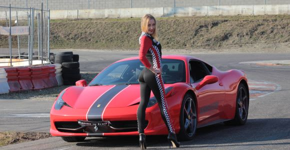 Milan: Test Drive a Ferrari 458 on a Race Track with Video