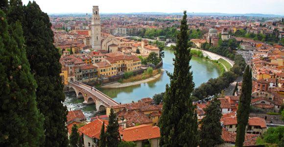 Verona: Highlights and Panorama Bike Tour