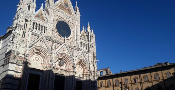 Siena: Private Tour Ideal for Families with Children