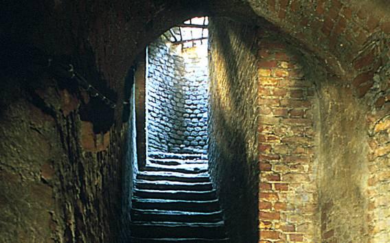 Unique 3-Hour Underground Walking Tour of Turin