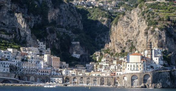 Amalfi Coast 7-Hour Scenic Drive from Sorrento