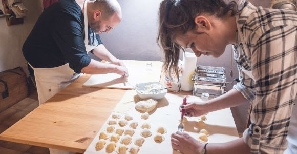 Bologna: Hands on Home Cooking Class