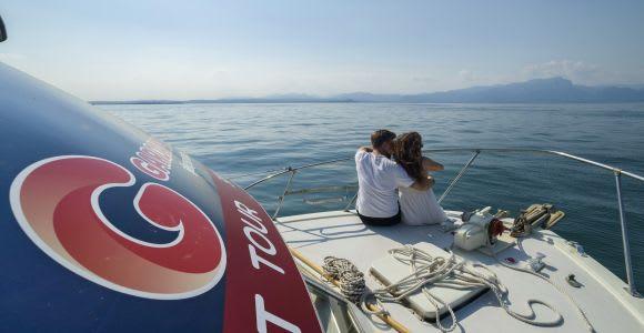 From Peschiera: South Coast Lake Garda Cruise to Sirmione